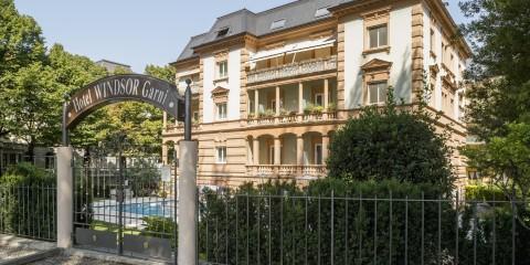 Windsor Hotel promenade Passirio