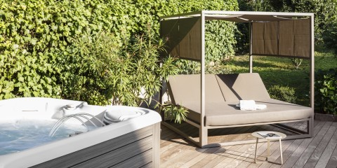 Windsor Hotel idromassaggio hot-tub whirlpool